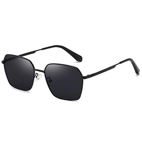 WWDKF Gafas De Sol, Gafas De Sol Polarizadas De Nailon De Alta Definición para Hombres, Pueden Bloquear Luz Ultravioleta, Luz Fuerte, Luz Fuerte, Luz Reflejada,D