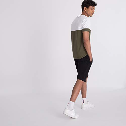 Le Coq Sportif ESS Short Regular N°3 M Black Shorts, Men's