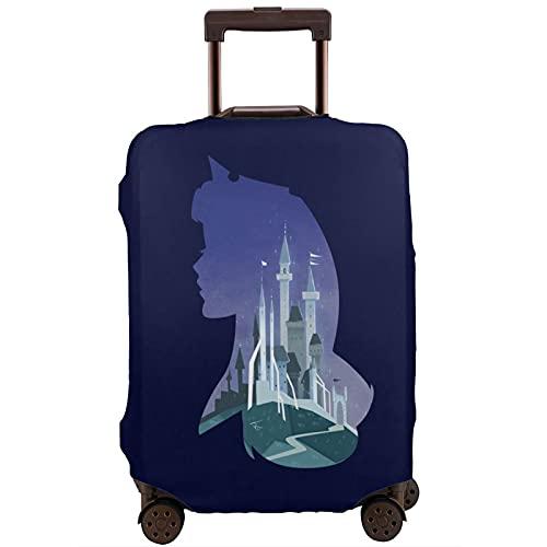Protectores para maleta, funda protectora para maleta, Au-Ro-R-A18-32 pulgadas, tamaño grande para maleta con ruedas, multicolor, 85