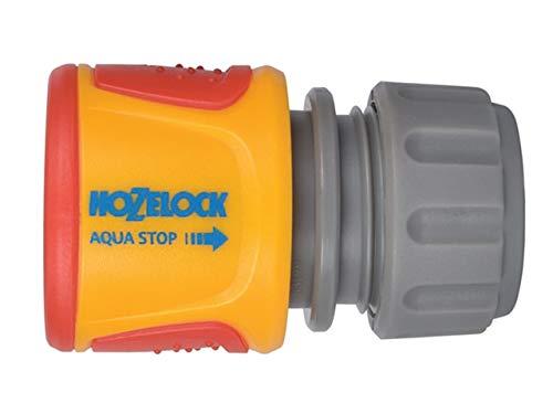 Hozelock Conector AquaStop (19 mm) Soft Touch A GRANEL, Estándar