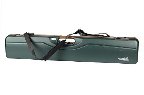 Negrini OU/SXS/Autoloader/Pump Deluxe UNICASE Luxury Travel Shotgun Case (Barrels up to 36