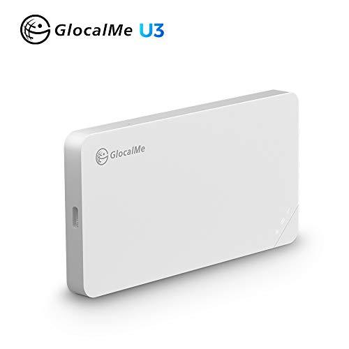GlocalMe U3 4G LTE Mobile Hotspot, Worldwide WiFi Portable High Speed...