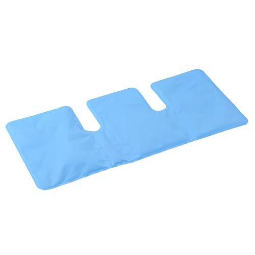 Hombreras para terapia de hombros, flexible, no tóxicas, reutilizables, paquete de gel frío para dolor de manguitos rotadores, lesiones deportivas.