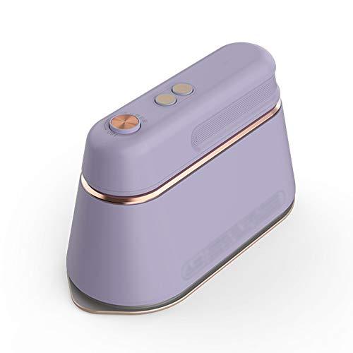 Máquina de planchado de ropa de mano, plancha de vapor pequeña para el hogar (90 ml), plancha de vapor portátil de calentamiento rápido de 1000 W, planchado vertical/planchado plano,A