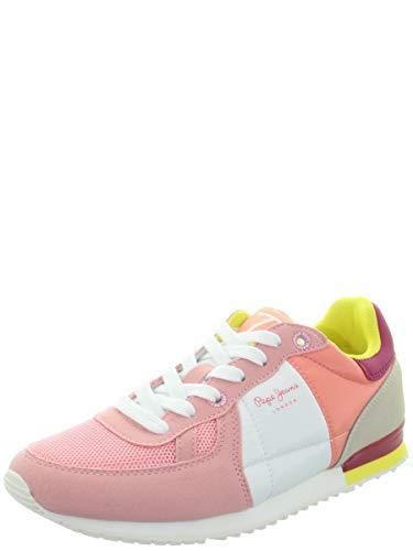 Pepe Jeans Zapatillas Deporte Pgs30433 Sydney 325 Pink 36 para Mujer y Niña y Niño