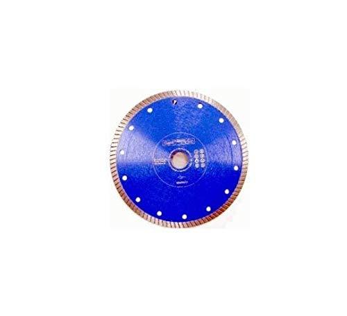Scheppach 3906705701 Zubehör/Diamanttrennscheibe Professional, passend für den FS850 Fliesenschneider, schneidet Fliesen, Marmor, Schiefer, Durchmesser 180 x 22,2 mm