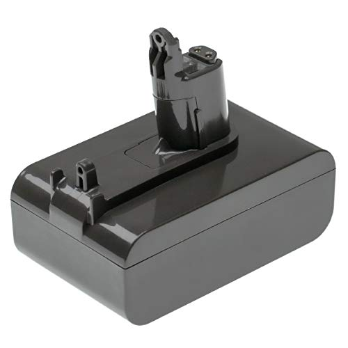 INTENSILO Batería compatible con Dyson DC45, DC43, DC43h Animal Pro aspiradora, robot de limpieza (5000mAh, 22,2V, Li-Ion)