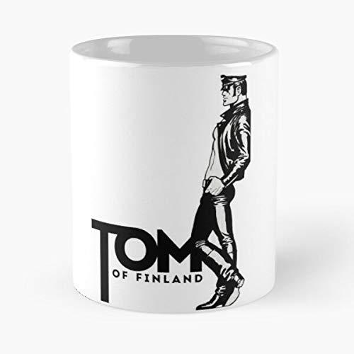 MIFUKO Tom Finland of La Mejor Taza de café de cerámica de