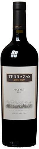 Terrazas De Los Andes Malbec 2012 2014 Trocken 1 X 0 75 L