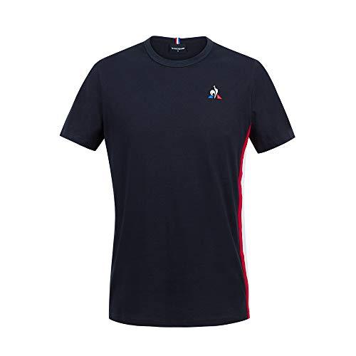 Le Coq Sportif Tri Tee Ss Nr. 2 T-Shirt für Herren XL Sky Captain