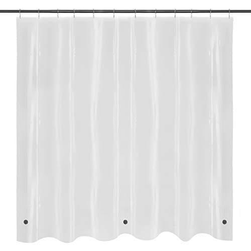 60% off PVC Shower Curtain Liner Clip the Extra 10% off Coupon and Use Promo Code: 50YXN4RO 2