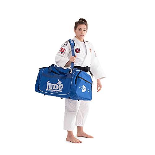 GREEN HILL Borsa Sportiva Judo Borsone Sport Pugilato Palestra Arti Marziali Dojo (M)