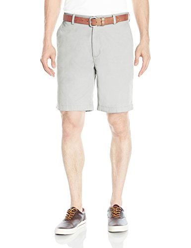 Amazon Essentials Men's Short de corte clásico de 9 ' Silver31