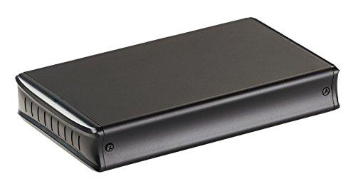 Xystec Festplattengehäuse SATA: Netzteilloses USB-3.0-HDD-Gehäuse für 3,5