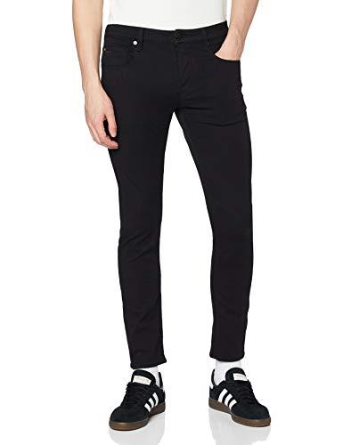 G-STAR RAW Herren Jeans 3301 Slim Fit, Rinsed 8970-082, 30W / 32L
