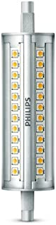 Philips Lighting Bombilla Led R7S Tubo Lineal Led, 100W, 3000K, Luz Blanca Neutra