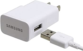 Samsung 2.0 Amp Micro Home Travel Charger for Galaxy S3/S4/S5/Note 2/Note 3 - Non-Retail Packaging - White