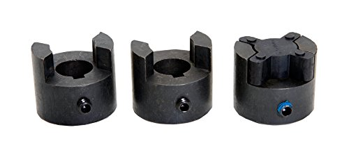 Robinair 13192 Replacement Couplers for 4, 6, and 10 CFM Vacuum Pumps