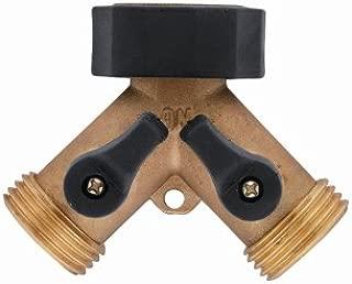 Best orbit brass faucet adapter dual outlet Reviews