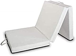 Evergreenweb – Colchón Futon Memory, cama de futón con espuma viscoelástica, para ahorrar espacio, colchón plegable