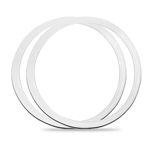 Pressure Cooker Gasket Compatible with Fagor 10 inch Stovetop Models, Pressure Cooker Sealing Ring Replacement Parts (2 pack)