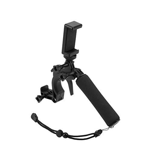 ZChun Float Pistol Trigger Set handvat voor GoPro Hero 6 5 7 4 Sjcam Yi 4K h9 camera met telefoonclip statief Bobber