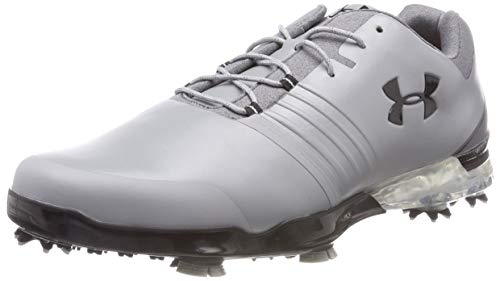 Under Armour Men's Match Play Golf Shoe, Steel...