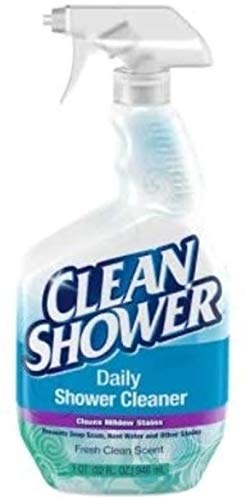 2 Pk. Scrub Free Clean Shower Daily Shower Cleaner 32 fl oz (64 fl oz Total)