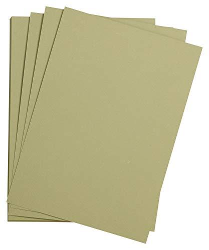 Clairefontaine Tekenpapier Etival Color 25 vellen 29, 7 x 42 cm, 160 g Amandel Groen