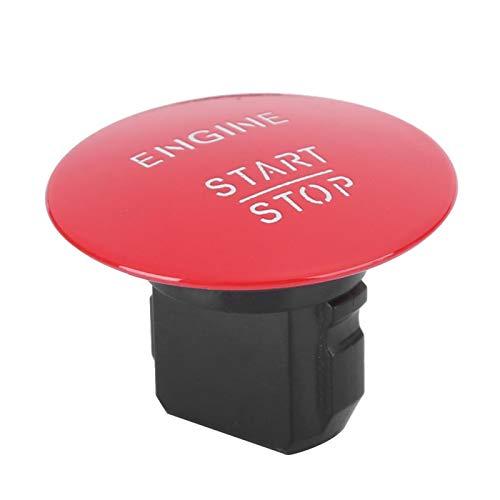Botón pulsador, botón de arranque del motor, botón de arranque y parada Instalación sencilla Arranque sin llave del motor para clase B (w246) 2012-2017 Cls Coupe (c218) 2011-2017