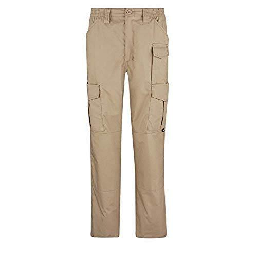 Propper Women's Uniform Tactical Pant, Khaki, Size 14 Unhemmed