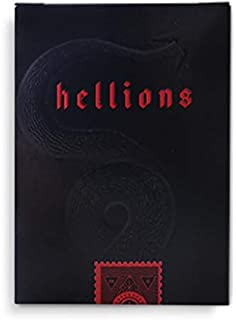 Ellusionist Red Hellions Playing Cards Limited Edition Deck Daniel Madison