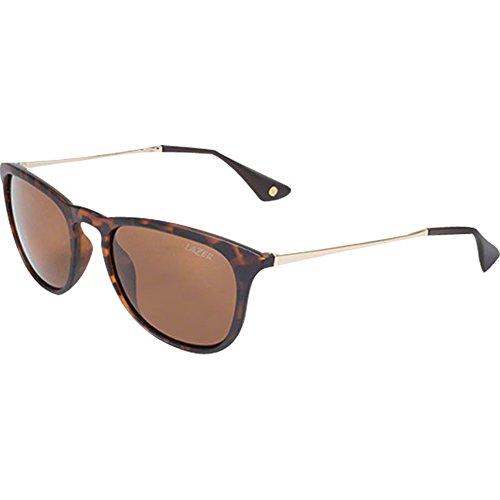 Lazer Waymaker - Gafas de sol para mujer, categoría 3, color marrón