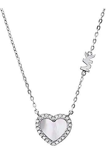 Michael Kors Damen-Kette 925er Silber One Size Silber 32013123