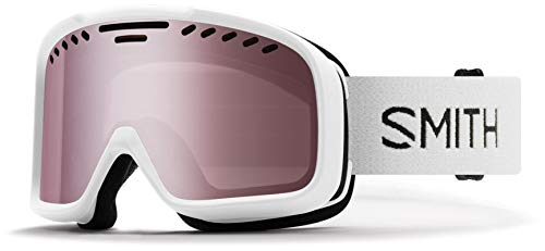 Smith Optics Project Adult Snow Goggles - White/Ignitor Mirror/One Size