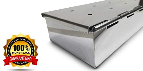 Smoker Box for Your Propane Gas Grill or...