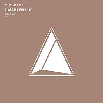 Astrolabe Choice: Alastair Pursloe