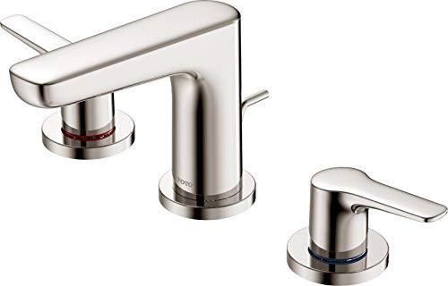 TOTO TLG03201U#PN Bathroom Faucets, Polished Nickel