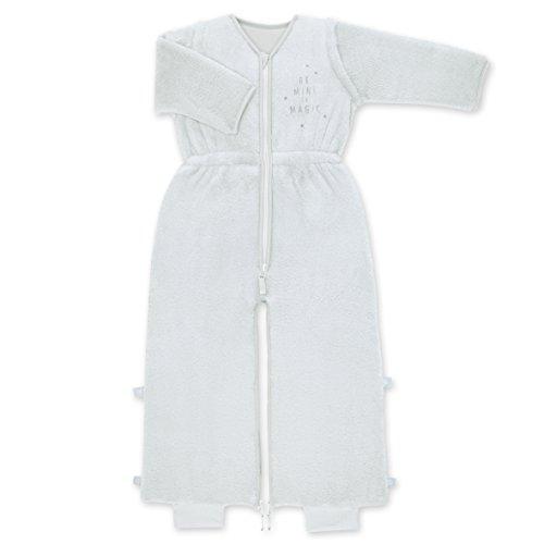 Bemini by Baby Boum 193BMINI90SF Schlafsack Softy Plum, 18-36 Monate, grau