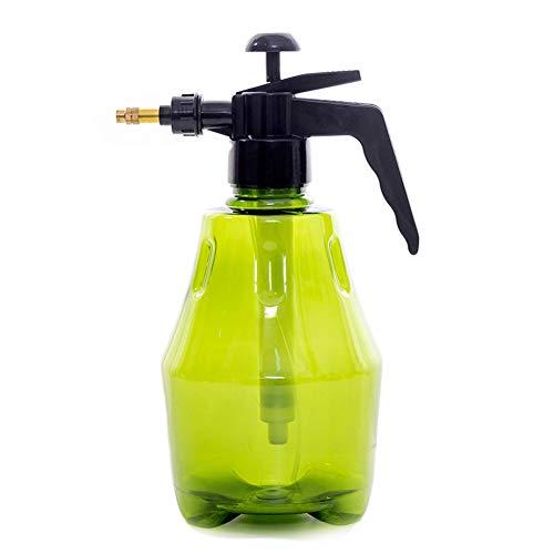 LinHut Pulverizador de flores, regadera, botellas de pulverización profesionales, sistema de riego neumático, herramienta de riego (verde)