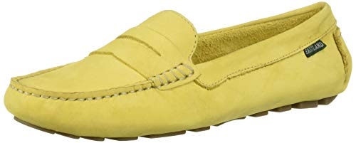 Eastland Women's Patricia Loafer, Yellow, 7.5 M