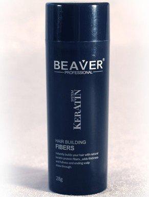 Beaver Professional Densificateur capillaire à la kératine Noir 28 g