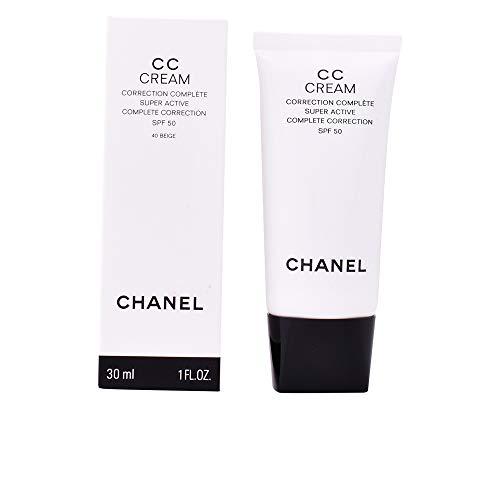 Chanel Super Active Complete Correction SPF 50 - CC Cream, Beige 40, 30 ml