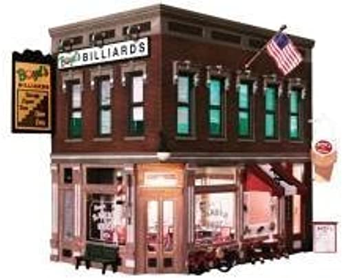 marca de lujo WOODLAND SCENICS PF5893 PF5893 PF5893 Corner Emporium O by Woodland Scenics  edición limitada en caliente
