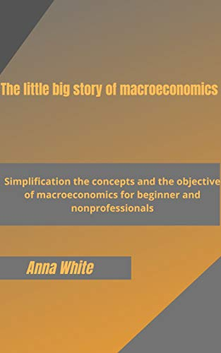 The little big story of macroeconomics : Simplification the concepts and the objective of macroeconomics for beginner and the and nonprofessionals (English Edition)