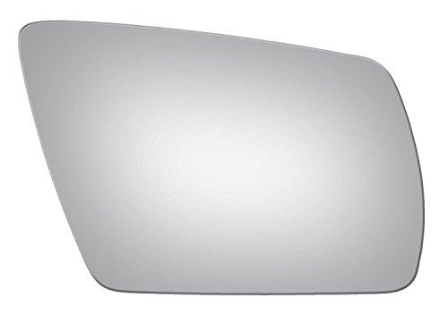 Burco 5145 Convex Passenger Side Power Replacement Mirror Glass for 2001-2005 AUDI ALLROAD QUATTRO