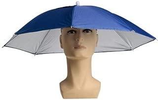 Fishing Apparels - Foldable Sun Umbrella Fishing Hiking Golf Camping Headwear Cap Head Hats Outdoor - 1PCs
