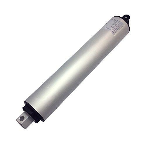 Actuador lineal de alta velocidad de 12 V 24 V de carrera de motor eléctrico 50/100/150 mm para uso electrónico, médico y automático