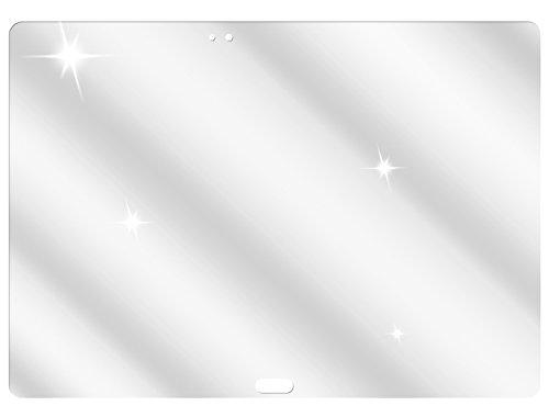 dipos I 2X Schutzfolie klar kompatibel mit Samsung Galaxy Tab S T800 / T805 (10,5 Zoll) Folie Displayschutzfolie
