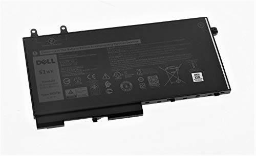 Dell Latitude 5400 5401 5411, Latitude 5500 5501, 51Wh 3-Cell, TNT6H R8D7N